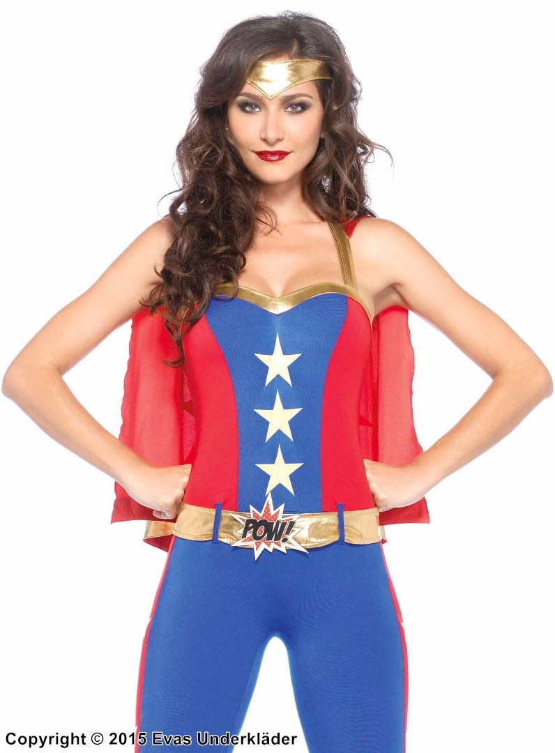 Wonder Women, maskeraddräkt